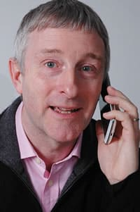 Photo of Martin Jarvis, WordPress expert and website designer