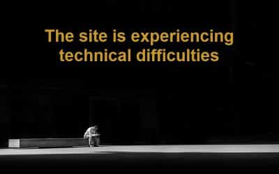 Fixed Divi theme – The site is experiencing technical difficulties