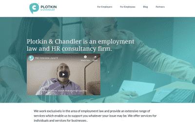 HR Consultancy Website