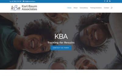 Consultancy training website