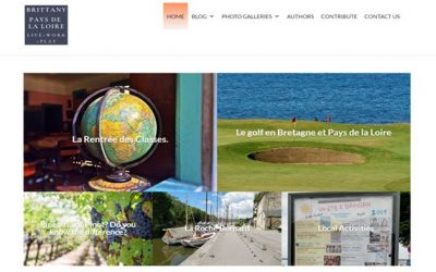 Expats in France Website
