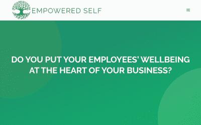 Employee Wellbeing Website